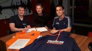 Fysiotherapie Volendam tekent sponsorcontract met Basketbal Volendam